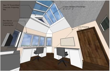 Mira - Office Option 4 - Interior