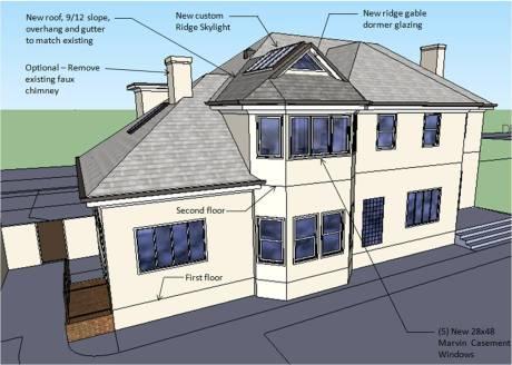 Mira - Option 4 Roof